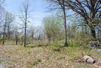 Building Lot with 35 Acres For Sale!!