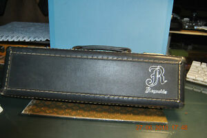 Flute Reynolds Leather Case