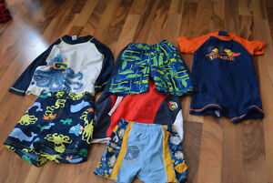 Lot linge Garçon – Boy clothing – 2T-3T