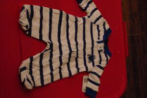 Pyjamas prématuré 5 lbs