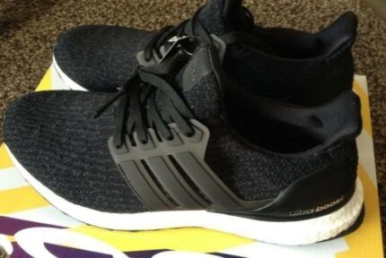 Adidas Ultra Boost Black 3.0 yeezy nmd pure 350 v2 Y-3 NEW