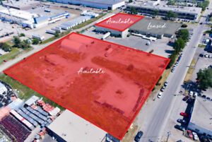 Several industrial spaces available over 3000sqft