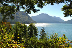 Lakeview Home on 0.5 Acre Lot, Harrison Hot Springs