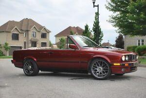 1992 BMW 3-Series E30 Cabriolet
