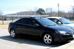 2005 Pontiac G6 GT - CLEAN -All Black, Leather,  Tinted,  Loaded
