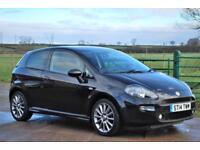 2014 Fiat Punto 1.4 Jet Black II
