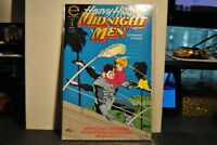 Heavy Hitters Midnight Men 4 Issue Series Epic Comics 1993 NM FP