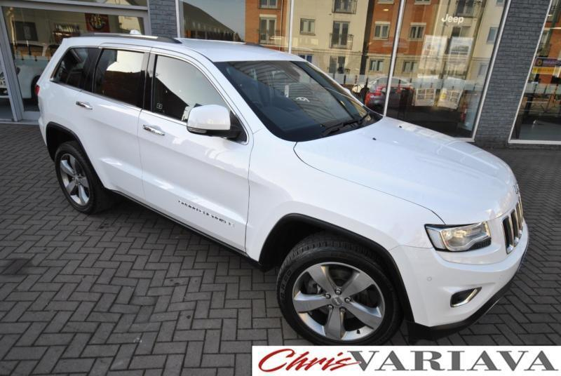 2014 Jeep Grand Cherokee V6 CRD LIMITED PLUS ** EXCELLENT VALUE FOR MONEY ** Die