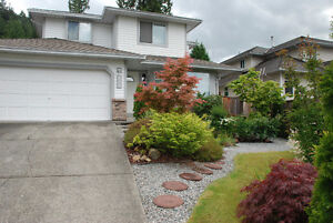 House for rent near Old Orchard Park in Port Moody