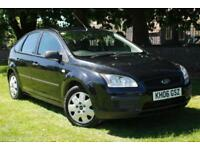 2006 FORD FOCUS 1.8 LX 16V [124 BHP] 5 DOOR HATCHBACK - BLACK * BARGAIN *