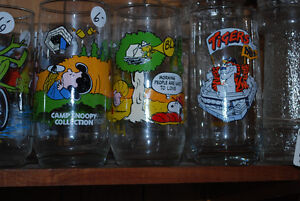 Several Collector Glasses Vintage Movie Cartoon Bar Beer Glass Windsor Region Ontario image 9
