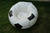 Inflatable Soccor Lounge Chair