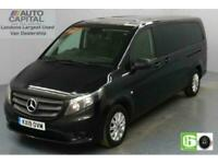 2019 Mercedes-Benz Vito 2.1 114 Bluetec Tourer Select 136 BHP X-LWB Auto Minibus