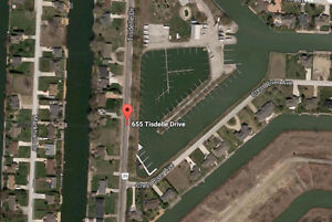 Waterfront Building Lot, only $74,900