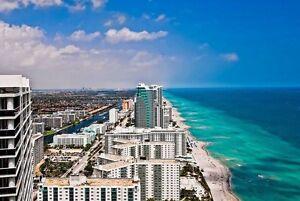 Condo Hollywood Floride Vue sur Ocean et Intracoastal