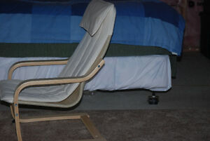 Ikea Children's Poang Chair with Cover Peterborough Peterborough Area image 1