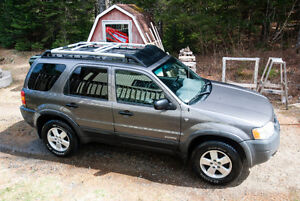 2002 Ford Escape XLT Sport SUV, Crossover