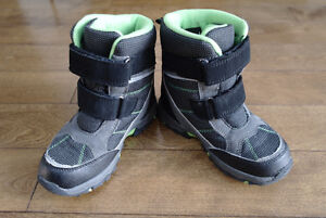Winter Boots - toddler boy size 11