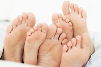 Foot Care  and LPN services