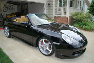 WANTED: PORSCHE 911 with Aero kit - Convertible