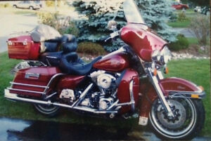 Not one but TWO Harley Davidson touring bikes for sale!!