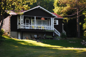 1 Summer Week Left !! - 3bdrm Cottage on Lake in Haliburton