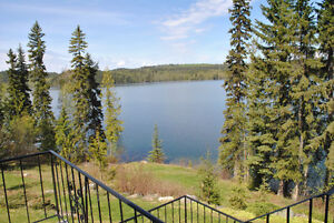 Horsefly Lake Beauty! 3 Bed House on 3.7 Acres