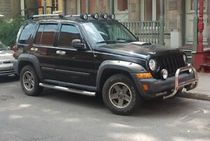2006 Jeep Liberty rockmontain VUS