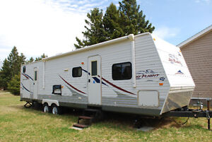 Jayco 32 ft. travel trailer with bunk room