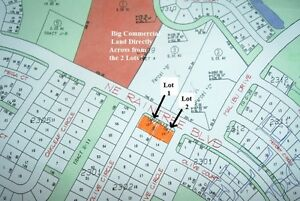 SW Florida valuable investment property -> 0.58 acre corner lots