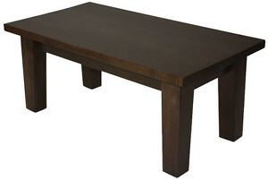 Mennonite handcrafted solid wood coffee table sets deals