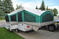 Coachman clipper 1290ST Tent Trailer Gently Used