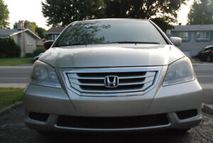 2008 Honda Odyssey - great family minvan