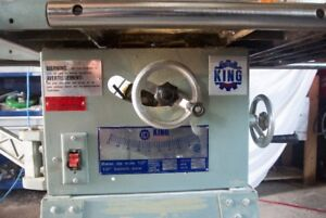Table Saw- King model KC-10M CST
