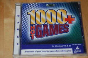 pc games - 1000+ hot games, windows 95/98
