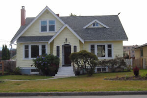 Clean and bright heritage home for rent Furnished/Unfurnished