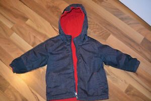 Manteau – Jacket 2T  - Fall/Spring