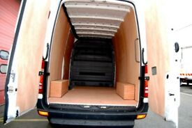 Affordable/ Short notice man with van house removal or item delivery