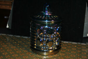 IMPERIAL JAR WITH LID