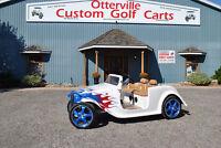 Otterville Custom Golf Carts