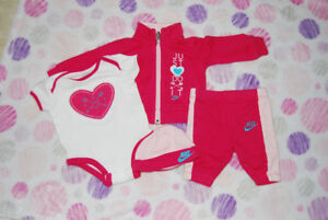 Bag of Baby / Infant Clothes girl 0 - 3 months