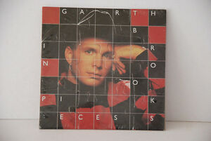 Small Garth Brooks Jigsaw Puzzle - still in shrink wrap