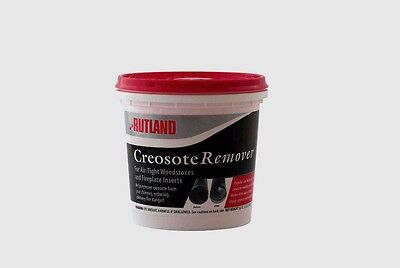 Wood Chimney - #98 RUTLAND 2lb Dry Creosote Remover Chimney Treatment Wood Stove Fireplace NEW!
