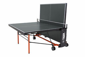 TIGER EXPO INDOOR TENNIS TABLE. FREE DELIVERY AND SET UP