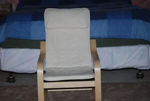 Ikea Children's Poang Chair with Cover Peterborough Peterborough Area image 2