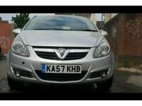 VAUXHALL CORSA 1.2 SXI - PETROL - LOW MILES - CHEAP TO RUN - SILVER