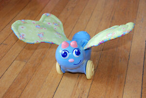 libellule playskool / dragonfly toy