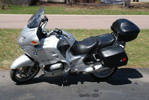 BMW R1150RT Sport Touring 2002.