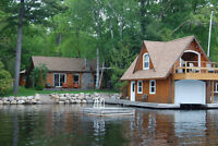 BEAUTIFUL COTTAGE FOR RENT ON LAKE MUSKOKA