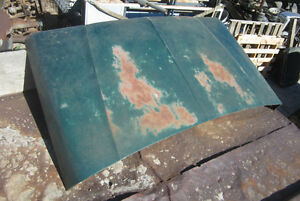 Used Ford truck hood 1973 to 1979 1/2 ton pickup 3/4 F100  F150